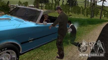 Situation de la vie 7.0 pour GTA San Andreas