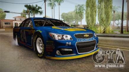 Chevrolet SS Nascar 24 NAPA 2017 pour GTA San Andreas