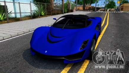 Grotti Turismo RXX K From GTA 5 pour GTA San Andreas