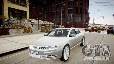 Volkswagen Phaeton 2011 für GTA 4