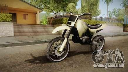Sanchez Stunt v1 für GTA San Andreas