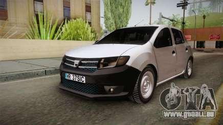 Dacia Sandero Székely für GTA San Andreas