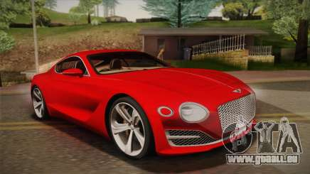 Bentley EXP 10 Speed 6 für GTA San Andreas