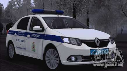 2016 Renault Logan für Moi für GTA San Andreas