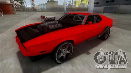1971 Ford Mustang Drag für GTA San Andreas