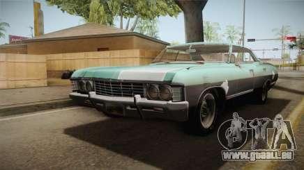 Chevrolet Impala 1967 pour GTA San Andreas