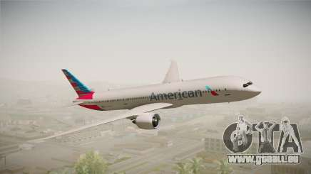 Boeing 787 American Airlines pour GTA San Andreas