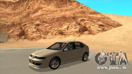 2003 Seat Leon Cupra R Series I pour GTA San Andreas