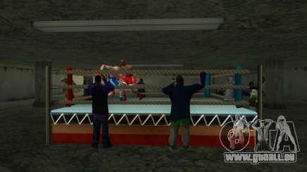 Illegal Boxing Turnier 1.0 für GTA San Andreas