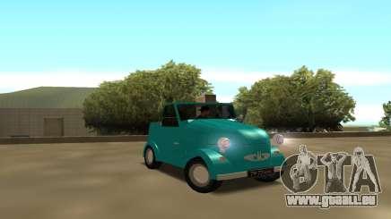 CeAZ C ZA 1958 für GTA San Andreas