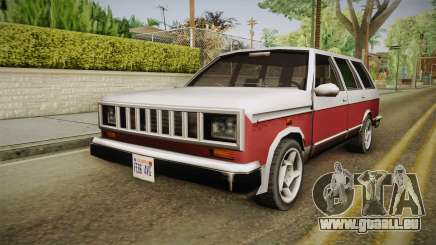 Bobcat Station Wagon v2 für GTA San Andreas