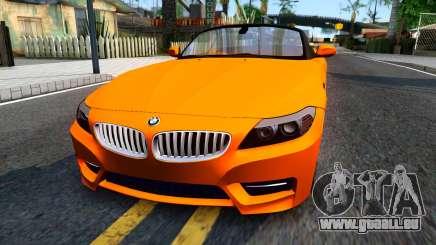 BMW Z4 sDrive35is pour GTA San Andreas