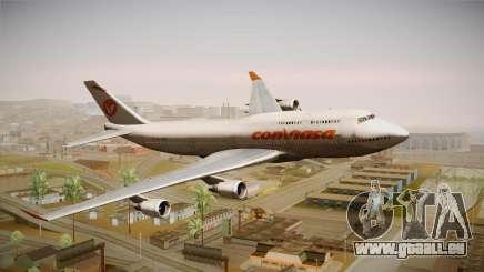 Boeing 747-400 Conviasa pour GTA San Andreas
