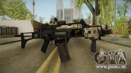 Battlefield 4 - HK G36C pour GTA San Andreas