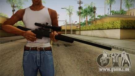 Remington M24 für GTA San Andreas
