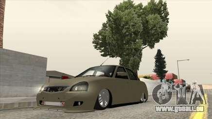 Lada Priora TURBO für GTA San Andreas