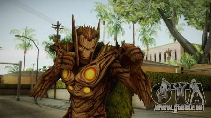 Marvel Future Fight - Groot (Secret Wars) für GTA San Andreas