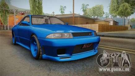 GTA 5 Annis Elegy Retro Custom pour GTA San Andreas