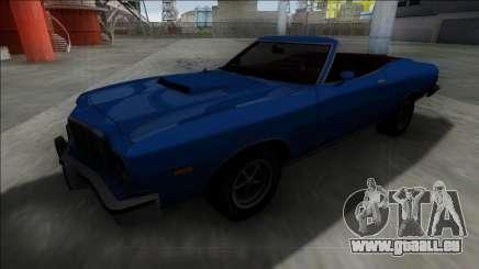 1975 Ford Gran Torino Cabrio pour GTA San Andreas