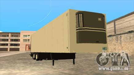 Trailer Shmitz Cargobull für GTA San Andreas