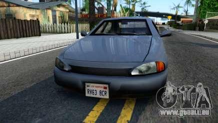 GTA 3 Kuruma SA style V2 pour GTA San Andreas