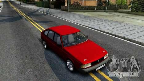 AZLK 2141 pour GTA San Andreas vue de droite