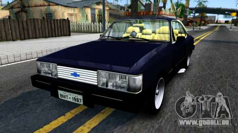 Chevrolet Opala 87 Diplomat Coupe pour GTA San Andreas