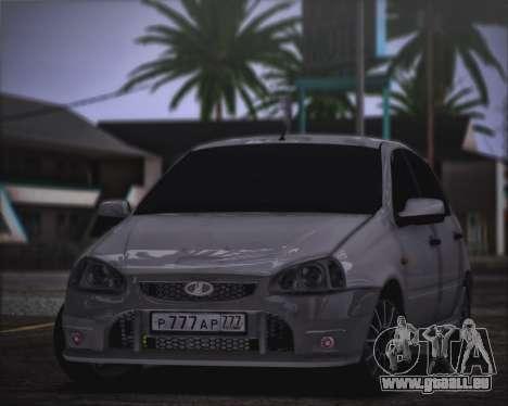 Lada Kalina Sport für GTA San Andreas