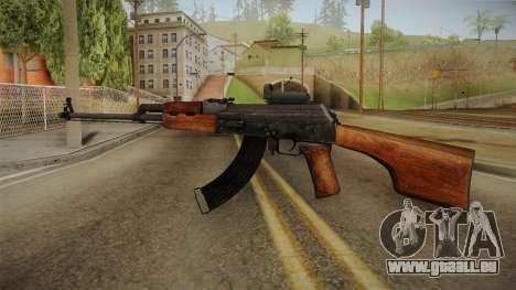 Battlefield 4 - RPK-74M für GTA San Andreas zweiten Screenshot