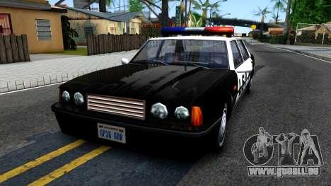 Vincent Cop pour GTA San Andreas