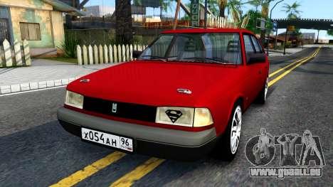 AZLK 2141 pour GTA San Andreas