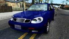 Daewoo Leganza CDX US 2001