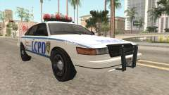 GTA 4 Police Stanier