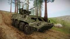 BTR-4E für GTA San Andreas