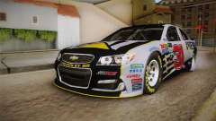 Chevrolet SS Nascar 31 Caterpillar 2017