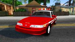 "Ford Crown Victoria 1992 ""NY Police Department"" pour GTA San Andreas"