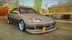 Honda Civic Tuned für GTA San Andreas