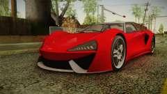 GTA 5 Progen Itali GTB IVF