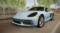 Porsche 718 Boxster S Cabrio pour GTA San Andreas