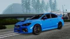 Subaru WRX STi 2017 pour GTA San Andreas