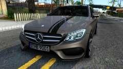 Mercedes-Benz C250 AMG Edition pour GTA San Andreas