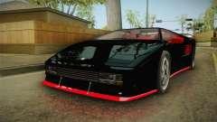 GTA 5 Pegassi Infernus Classic IVF