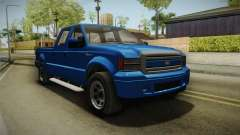 GTA 5 Vapid Sadler IVF pour GTA San Andreas