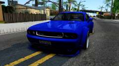 Dodge Challenger SRT8 Liberty Walk