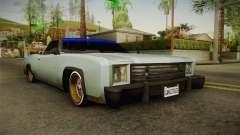 New Buccaneer für GTA San Andreas