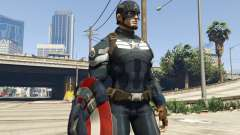 Captain America Shield Throwing Mod