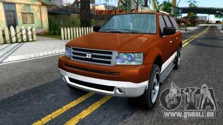 Dundreary Landstal GTA IV pour GTA San Andreas