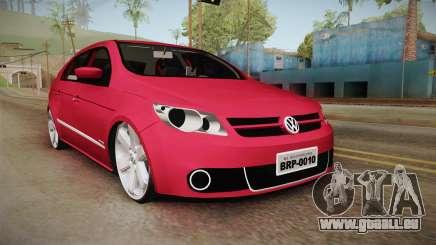 Volkswagen Voyage Fix für GTA San Andreas