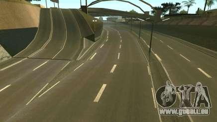 Russischen Straßen für GTA San Andreas