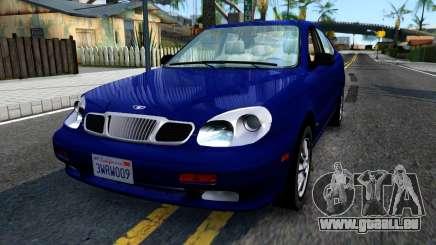 Daewoo Leganza CDX US 2001 pour GTA San Andreas